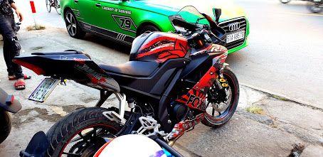 Tem Che Yamaha R15 V3 Dep Doc Tuan ANh decal WRAP Design Thi Cong Tem Xe Chuyen Nghiep - 12
