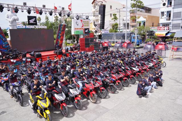 Trai long cua cac biker khi tham gia Lien Minh Winner - 4
