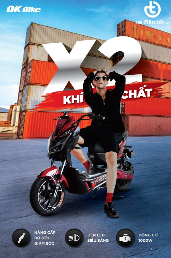 Xe may dien DKBike co gi canh tranh VinFats Impes