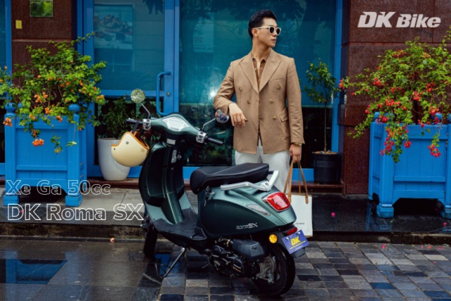 Xe may dien DKBike co gi canh tranh VinFats Impes - 8