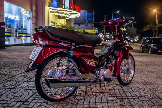 Xin gioi thieu ban Dream do con khung hon sieu xe - 7