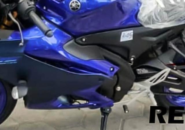 Yamaha R15 V4 R15M bat ngo xuat hien tai Dai Ly - 5