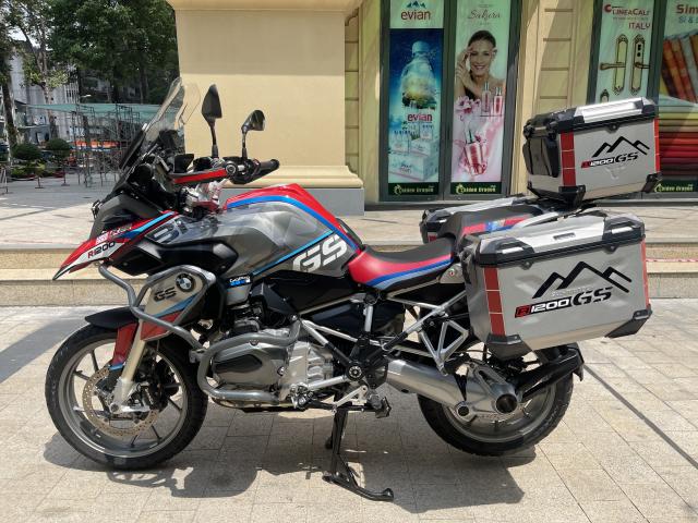 _ Moi ve xe BMW R1200 GS ABS Xe Nhap Duc HQCN Dang ky 122017 chinh chu odo 21600 km chu xe - 9
