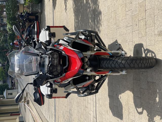 _ Moi ve xe BMW R1200 GS ABS Xe Nhap Duc HQCN Dang ky 122017 chinh chu odo 21600 km chu xe - 10