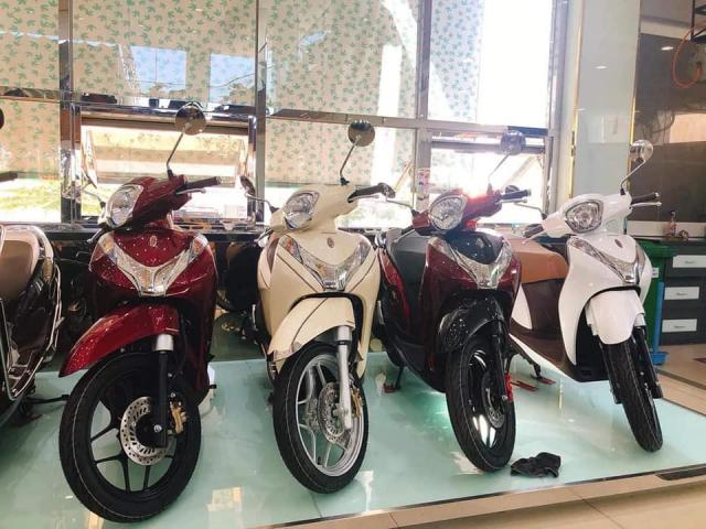 Thanh Ly Xe sh mode moi 100 gia re - 8