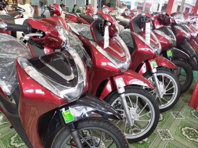 Thanh Ly Xe sh mode moi 100 gia re - 9