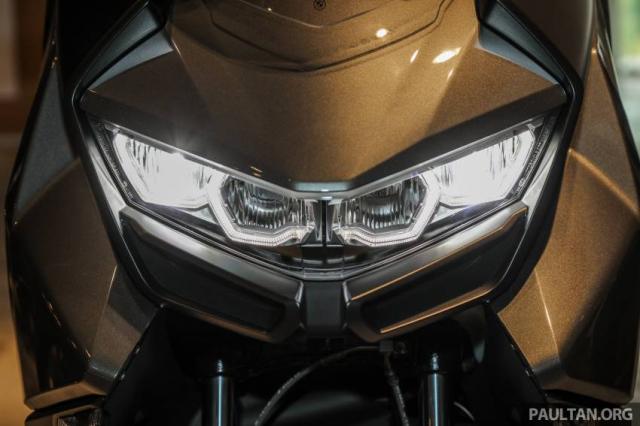 BMW C400GT 2021 va C400X 2021 vua ra mat tai Chau A - 9