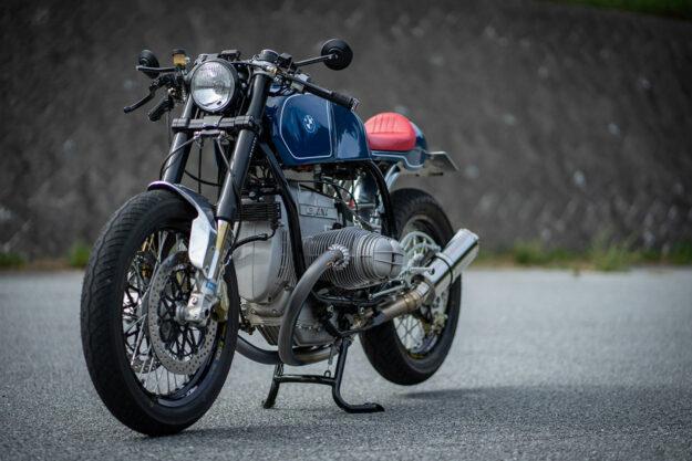 BMW R100RS hoi sinh ngoan muc boi 46Works - 3