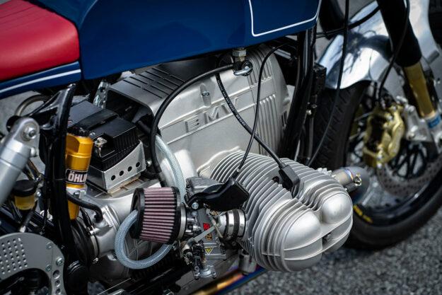 BMW R100RS hoi sinh ngoan muc boi 46Works