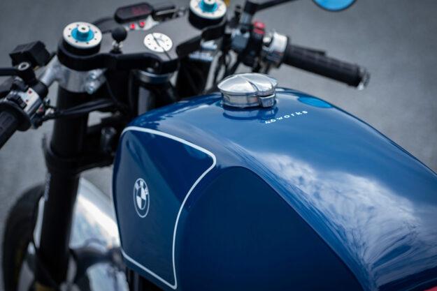 BMW R100RS hoi sinh ngoan muc boi 46Works - 12