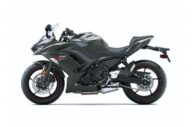 Kawasaki Ninja 650 2022 tiet lo mau sac moi - 9
