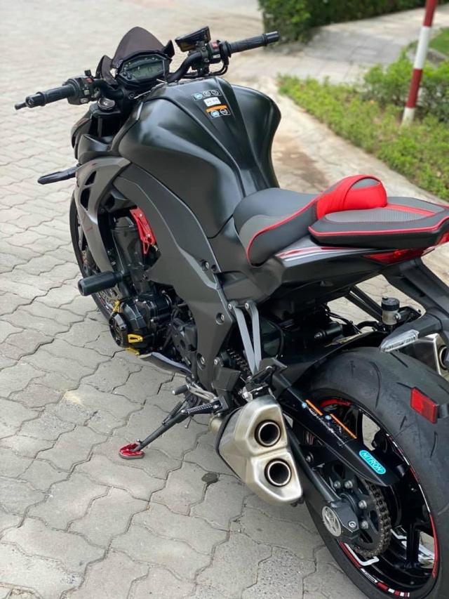 Kawasaki Z1000 ABS 2019 Xe Moi Dep - 3