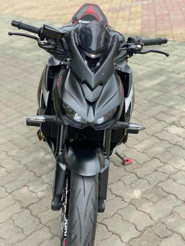Kawasaki Z1000 ABS 2019 Xe Moi Dep - 4
