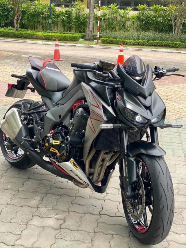 Kawasaki Z1000 ABS 2019 Xe Moi Dep - 5