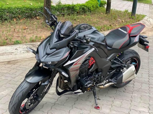 Kawasaki Z1000 ABS 2019 Xe Moi Dep - 2