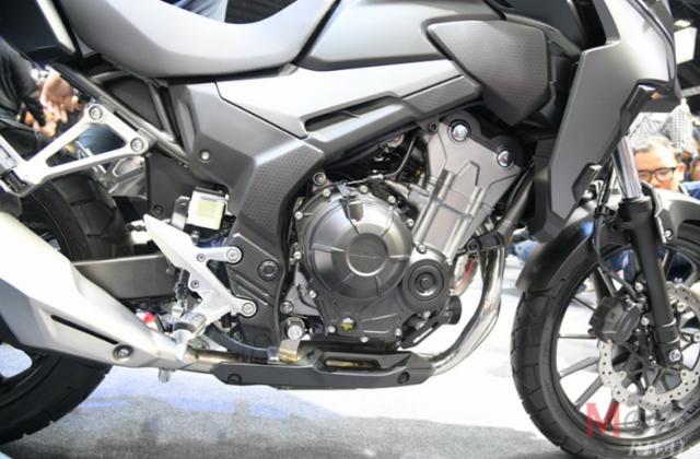 So sanh thong so Honda CB500X 2021 voi CB500X 2022 - 5