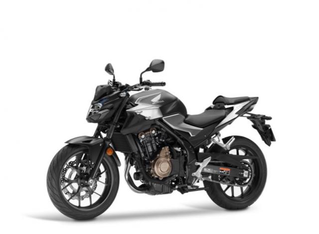 So sanh thong so ky thuat cua Honda CB500F 2021 voi CB500F 2022 - 5