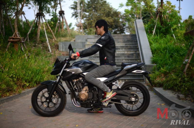 So sanh thong so ky thuat cua Honda CB500F 2021 voi CB500F 2022 - 9