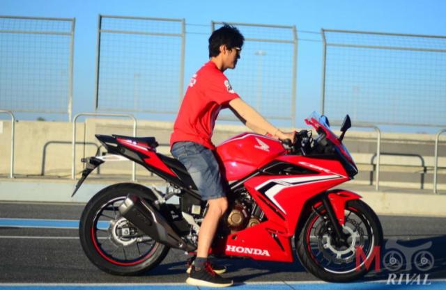 So sanh thong so ky thuat cua Honda CBR500R 2021 voi CBR500R 2022 - 8