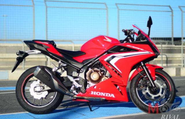 So sanh thong so ky thuat cua Honda CBR500R 2021 voi CBR500R 2022 - 7