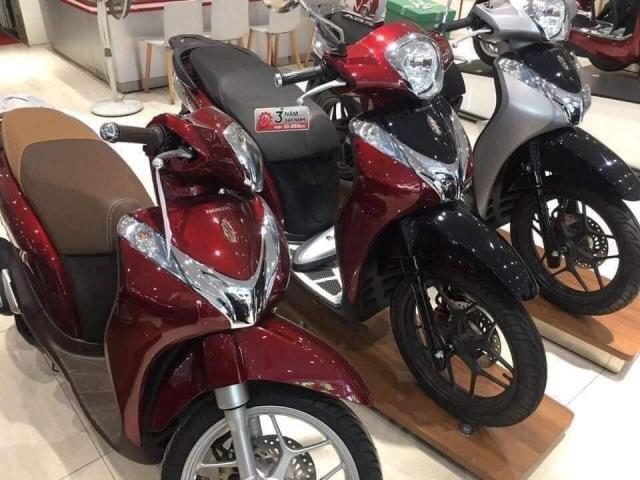 Thanh Ly Xe sh mode moi 100 gia re - 5