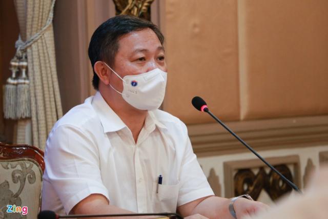 TPHCM gap rut chuan bi chinh sach the xanh vaccine de buoc vao binh thuong moi